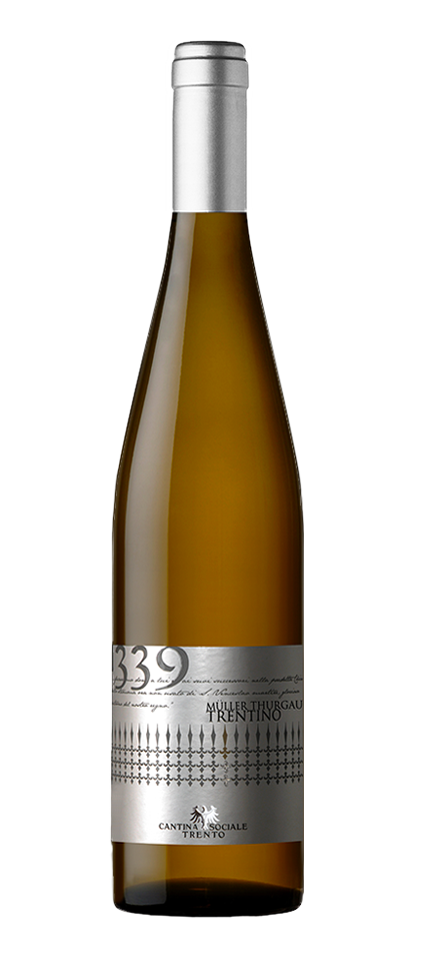 1339 Müller Thurgau Trentino DOC